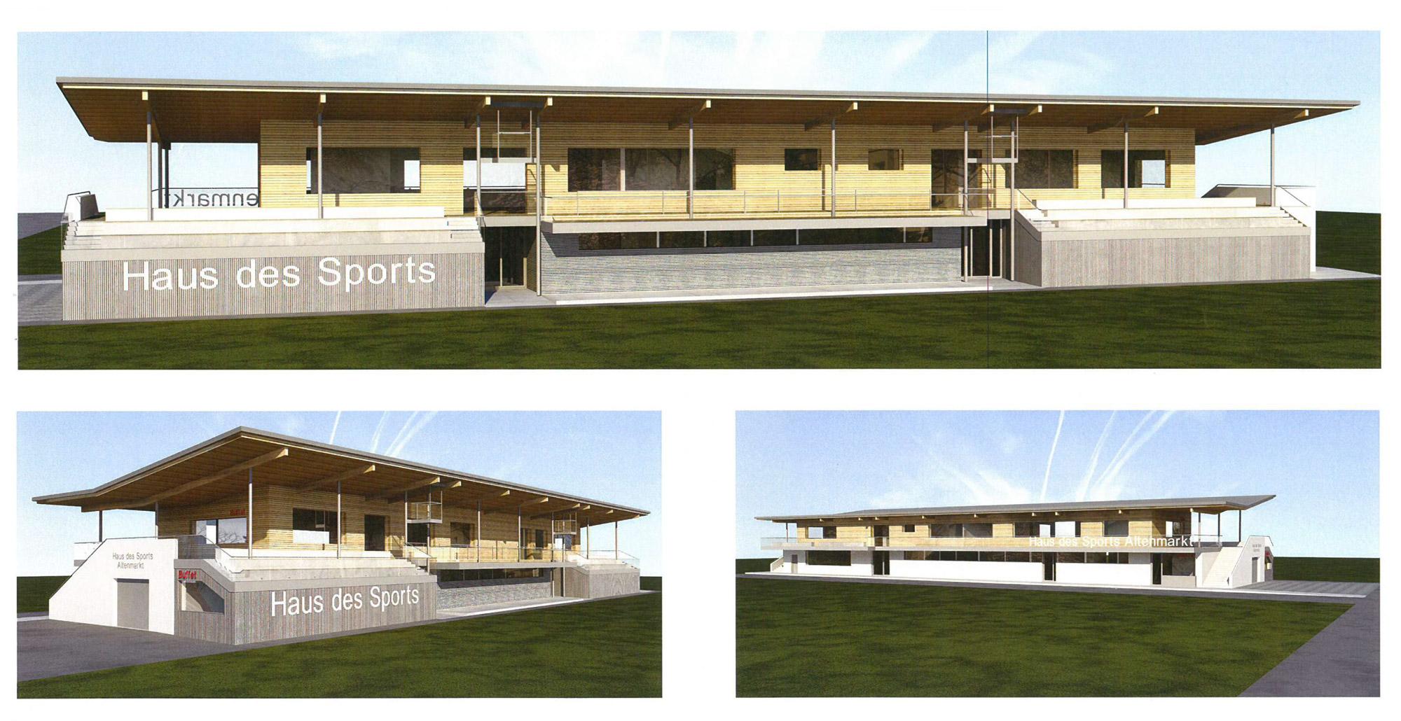 Haus-des-Sports